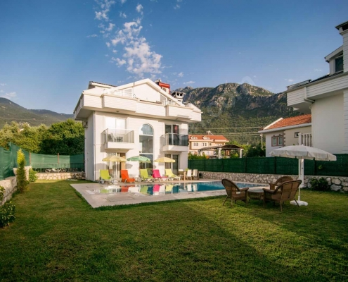 Beyaz Villa Karadağ